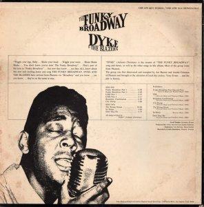 DYKE BLAZERS 1967 B