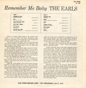 EARLS 1963 B