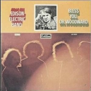 EDISON ELECTRIC BAND 1970 A