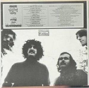 EDISON ELECTRIC BAND 1970 B