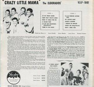 EL DORADOS 1960 B