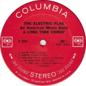 ELECTRIC FLAG 1968 C