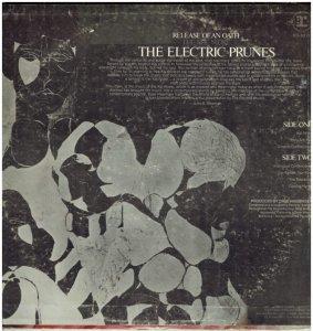 ELECTRIC PRUNES 1968 B