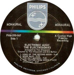 ELECTRONSONICS 1962 C