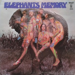 ELEPHANTS MEMORY 1969 A