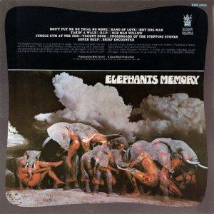 ELEPHANTS MEMORY 1969 B
