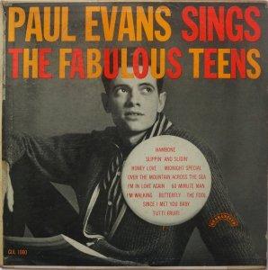 EVANS PAUL 1960 A