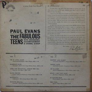 EVANS PAUL 1960 B
