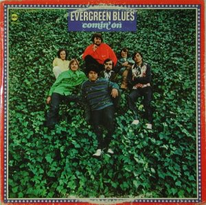 EVERGREEN BLUES 1969 A