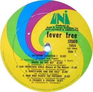 FEVER TREE 1968 C