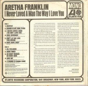 FRANKLIN ARETHA 1967 B