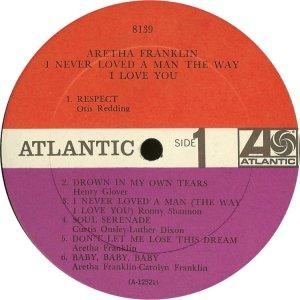 FRANKLIN ARETHA 1967 C