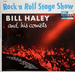 HALEY & COMETS 1956 A