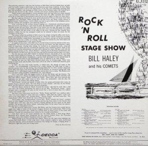 HALEY & COMETS 1956 B