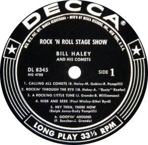 HALEY & COMETS 1956 C