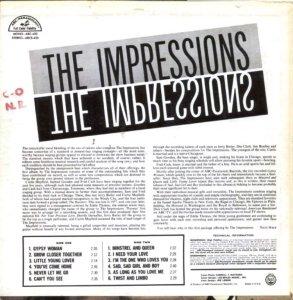 IMPRESSIONS 1963 B