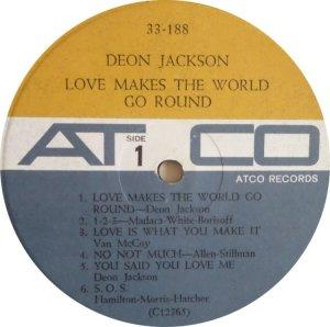 JACKSON DION 1966 C