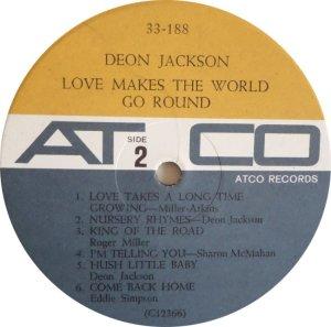 JACKSON DION 1966 D