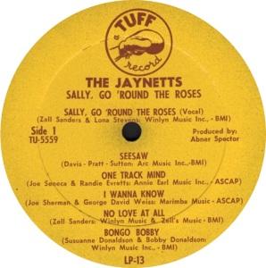 JAYNETTES 1963 C