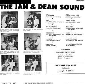 JEAN & DEAN 1960 B