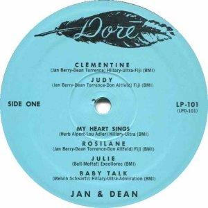 JEAN & DEAN 1960 C