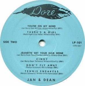 JEAN & DEAN 1960 D