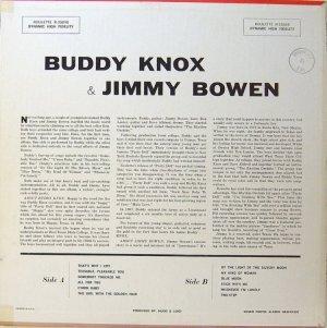KNOX AND BOWEN 1959 B
