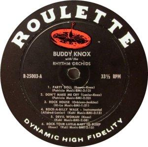 KNOX BUDDY 1957 C