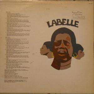 LABELLE 1971 B