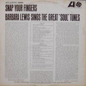 LEWIS BARBARA 1964 B