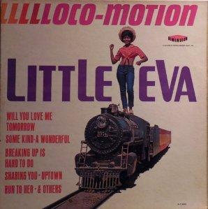 LITTLE EVA 1962 A
