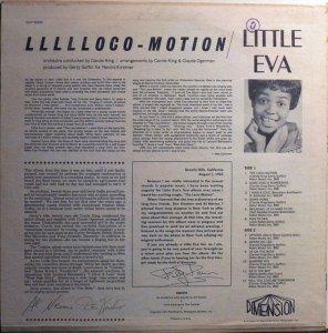 LITTLE EVA 1962 B