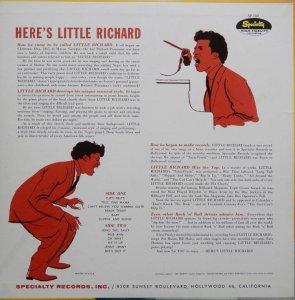 LITTLE RICHARD 1957 B