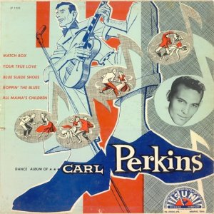 PERKINS CARL 1957 A