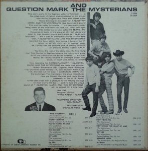 QUESTION MARK 1966 B