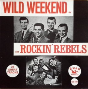 ROCKIN REBELS 1961 A