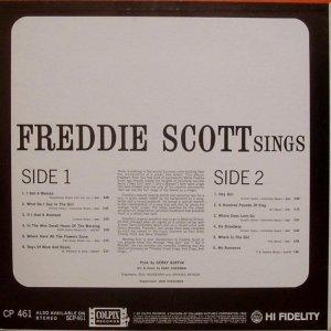 SCOTT FREDDIE 1963 B