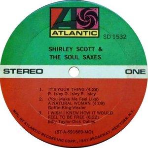 SCOTT SHIRLEY 1969 C