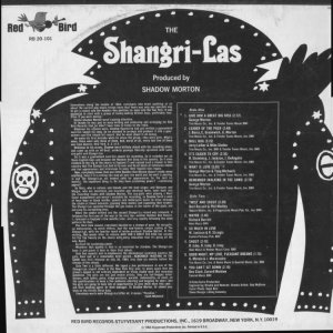 SHANGRI LAS 1965 B