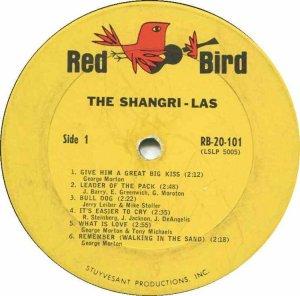 SHANGRI LAS 1965 C