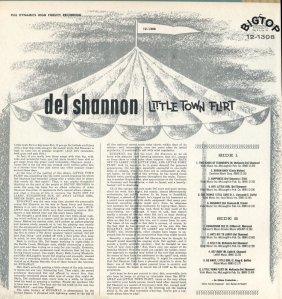 SHANNON DEL 1961 B