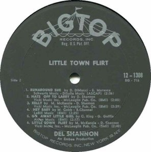 SHANNON DEL 1961 D