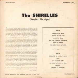 SHIRELLES 1960 B