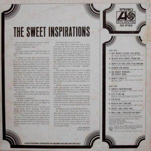 SWEET INSPIRATIONS 1967 B