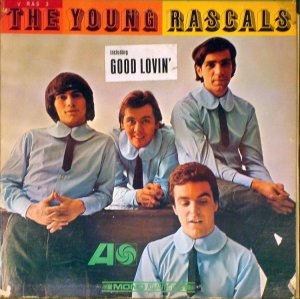 YOUNG RASCALS 1966 A
