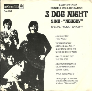 1968 Three Dog Night