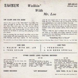 ALLEN LEE 1958 01 B