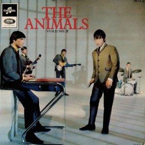 ANIMALS 1965 A