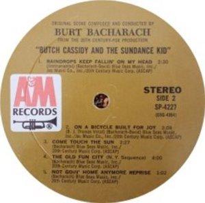 BACHARACH 1969 D