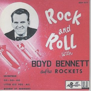 BENNETT BOYD - 1956 01 A